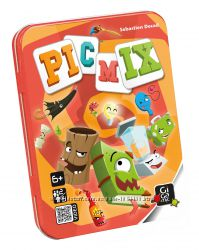 Игра Gigamic Picmix от 6 лет Акция - 30 от цены