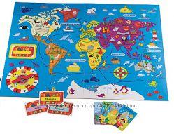 Игра ELC Big World Wide от 5 и 7 лет Акция -30 от цены