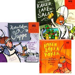 Игры Тараканий салат, суп, покер от 5, 6, 7 лет Акция -30 от цены