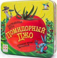 Игра Помидорный Джо от 8 лет Акция -30 от цены