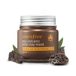 Интенсивная маска INNISFREE Jeju Volcanic Pore Clay Mask