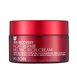Mizon Night Repair Melting Rich Cream Ночной восстанавливающий крем