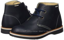 Pablosky кожаные ботинки 33 размер. Стелька 21 см