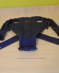 Рюкзак- переноска, кенгуру BabyBjorn Original джинсовый