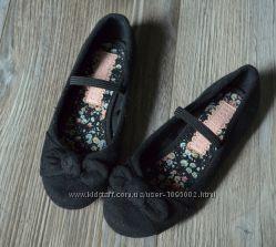 Балетки туфли с бантиками George 29
