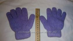Варежки, перчатки на ребенка 3-5 лет