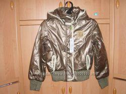 Новая демисезонная куртка р. 152
