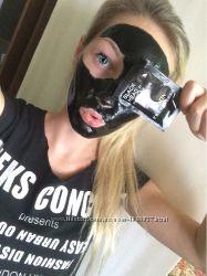 новая черная маска для чистки лица