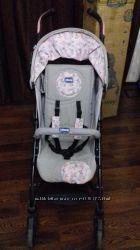 Продам красивенную коляску Chicco litewey в идеальном состоянии.