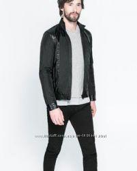 Куртка-ветровка  мужская ZARA новая