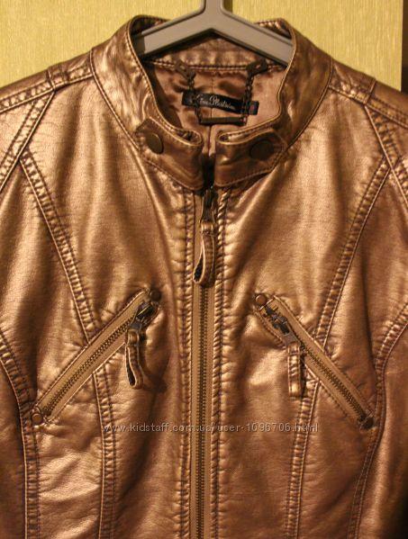 Куртка бронза Kira Plastinina р. S