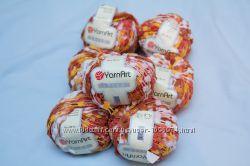пряжа YarnArt 100 мікрофібра поліамід 50г80м