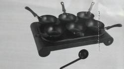 Гриль на 6 сковородок Klarstein