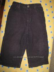 вельветовые штаны на 1, 5года