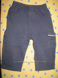 спортивные штаны с начесом на 1год