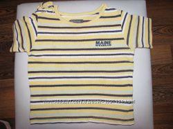 футболки на 3-12мес