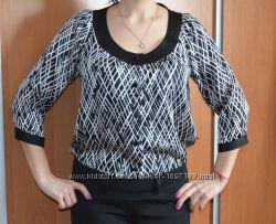 нарядная блуза 12 размер