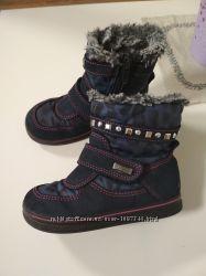 Отличные демисезонные сапожки ботинки от Bama tex, p. 24