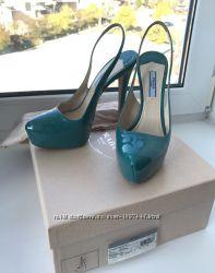 Туфли Prada, оригинал, 38 - 38. 5