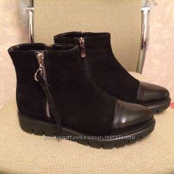 зимние ботинки Soldi