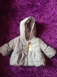 Деми курточка для принцесы