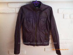Куртка натур кожа ONLY, стан нової
