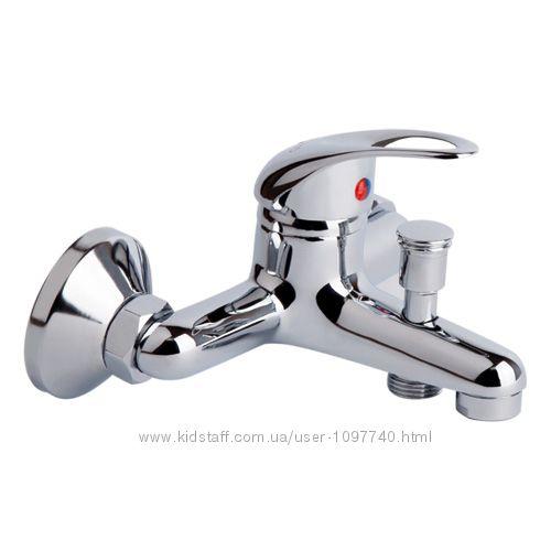 Смеситель для ванной короткий Gromix 6