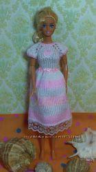 Платье для беременной Барби.  Одежда