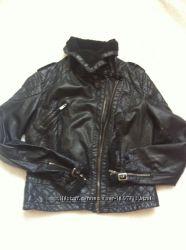 стильная куртка Zara размер L 30 в отличном сотоянии