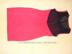 Ночнушка червона М 44 46