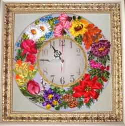 Часы. Времена года
