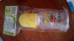 Бутылочка-поильник с соской для кормления ТМ Бусинка150мл