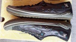 Полуботинки, спортивные туфли, кеды Caterpillar, кожа, размер 37. 5
