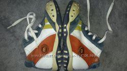 ботинки Melania, р. 2314, 5см, замша Италия