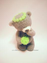 3Д мыло ручной работы Тедди