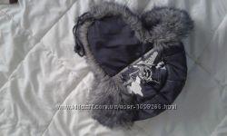 зимнюю шапку-ушанку