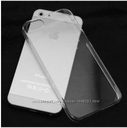 Прозрачный чехол для iPhone 5 5s SE