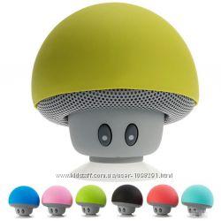 Портативная колонка Mini Mushroom Bluetooth Speaker