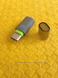 Переходник USB 3. 1 Type-C на microUSB