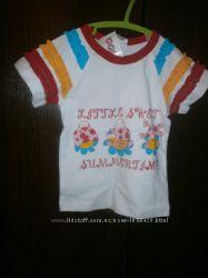 Майки детские, футболки