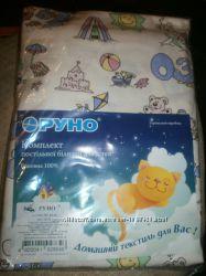 Комплект постельного Руно в кроватку детскую