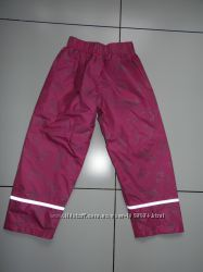 Штаны для дождя - Rambo Kids 56 лет 110116 см. - нейлон