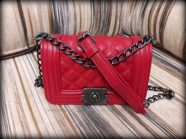 Купить сумку chanel mini