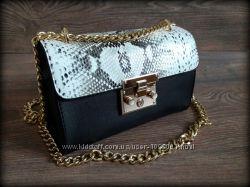8d9a50544942 Женская сумка Gucci PADLOCK Гучи, 390 грн. Женские сумки - Kidstaff ...