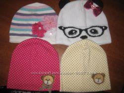 Наши шапочки и повязочки