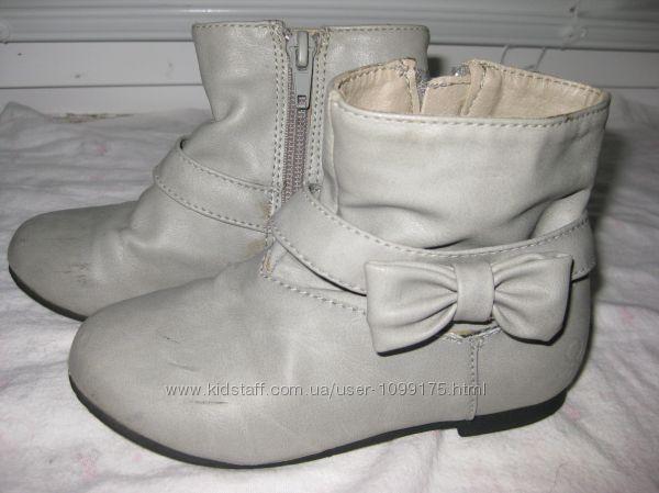 Демисезонные ботиночки, фирмы Benetton