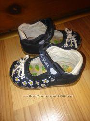 Кожание туфлі-балетки Шалунишка.