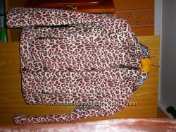 тигрова курточка