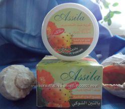 Крем для лица ASSILA Anti-Rides с маслом опунции кактуса 100мл