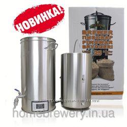 Полуавтоматическая пивоварня BULLDOG BREWER на 25 литров